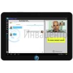 Информационный киоск InvaCenter Pro42 дюйма с индукционной петлей, ПО для инвалидов и планшетом для обратной связи - чат