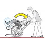 Начало движения при перемещении инвалида