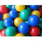 Шарики для сухого бассейна цветные
