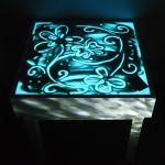 Световой стол для рисования песком