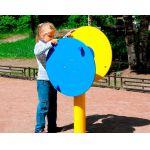 Уличный тренажер для детей с ограниченными возможностями