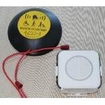 Кнопка вызова антивандальная всепогодная со шнурком + выносной свето - звуковой оповещатель (Sv). 72773