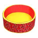 Сухой бассейн круглый SL 100 см красный