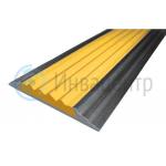 Желтая полоса алюминиевая Стандарт