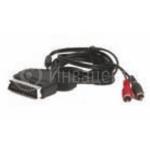 Scart-кабель для подключения к индукционной системе ИС-120/3