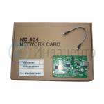 сетевая карта для сетевой печати и сетевого сканирования NC-504