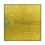 Плитка для пандуса РПУ 300*300 желтая