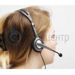 Наушники Logitech Stereo Headset H110 с микрофоном