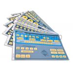 Накладки для клавиатуры  IntelliKeys USB