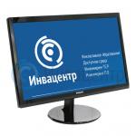 """Philips монитор 24"""" LCD Full HD 1920x1080"""