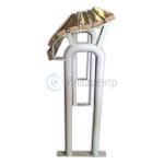 Скамья ортопедическая для отдыха лиц с нарушениями опорно-двигательного аппарата