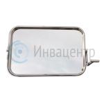 Зеркало для инвалидов с ручкой поворотной 600*400 мм