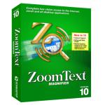 ПО экранного увеличения ZoomText Magnifier (только увеличение)