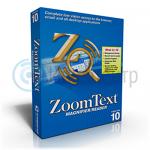 ПО экранного увеличения ZoomText Magnifier/Reader с речевой поддержкой