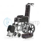 Кресло-коляска FS212BCEG в сложенном состоянии