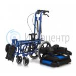 Кресло-коляска в сложенном состоянии