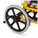Задние колеса