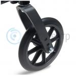 Передние цельнолитые колеса