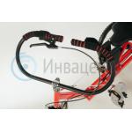 Овальный руль для веловсипеда
