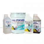 Клей для тактильной плитки FIXVERT ПУ 2-х компонентный 7 кг