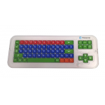 Клавиатура Clevy с накладкой