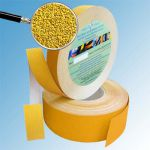 Противоскользящая лента абразивная SlipStop 80 grit 50мм/18м желтая