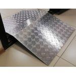 Пандус перекатной TR 101-15 110x90 см
