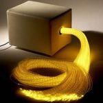 Сенсорный куб с фибероптическим волокном 200
