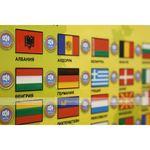 Тактильно-звуковое пособие «Флаги государств мира». 20165