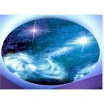 Сенсорная потолочная панель «Звездное небо». D-100 см