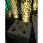 Куб управления пузырьковой колонной