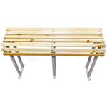 Скамейка для инвалидов 1200*793*288 мм. Деревянные рейки