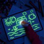 Интерактивная панель «Волшебный свет» 50x70 см