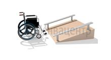 Пандусы и рампы для инвалидов