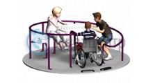 Площадка детская для инвалидов