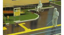Прилегающая территория и парковка