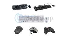 Клавиатуры мыши геймпады
