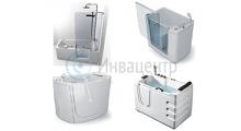 Ванны и душевые кабины для инвалидов