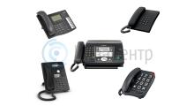 Телефоны и факс