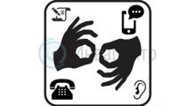 Текстофоны и коммуникативные системы связи для глухих и слабослышащих