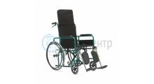 Кресла-коляски со складной спинкой