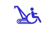 Гусеничные мобильные подъемники для инвалидов