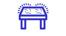 Световые столы и планшеты для рисования песком