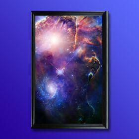 Настенное световое панно Звездное небо