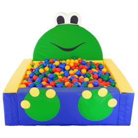 Сухой бассейн Лягушка