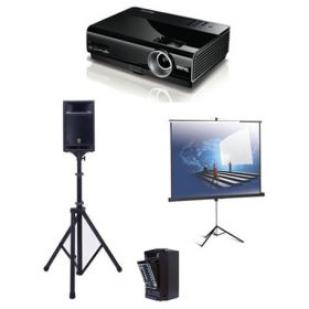 Видео-комплект для сенсорной комнаты