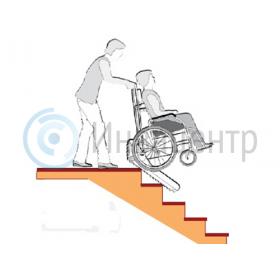 Подъем инвалида на LG2004