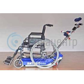 Мобильный подъемник с коляской