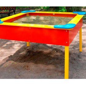 Песочница для детей с ограниченными возможностями