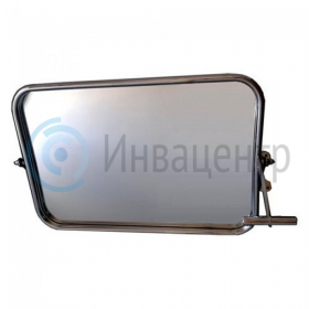 Зеркало для инвалидов поворотное настенное 600*400